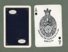 Advertising playing cards Craven A. cigarettes,